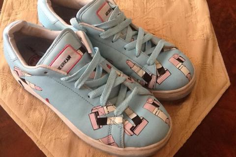 Original IceCream Sneakers Photo