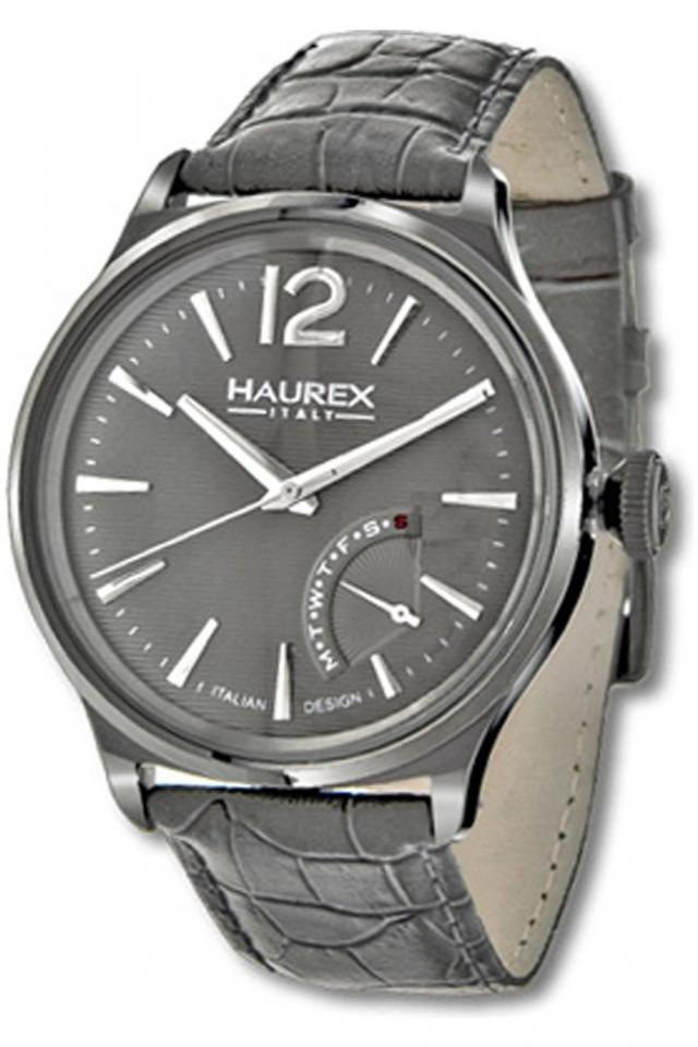Haurex Italy Men's Grand Class Grey Watch Photo