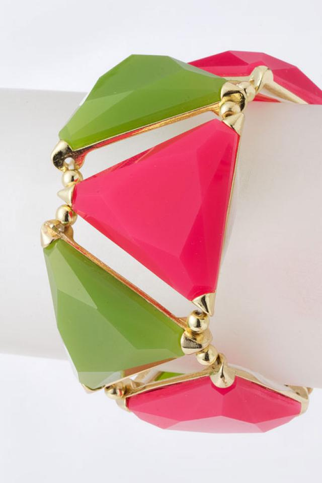 Triangle Bracelet Photo