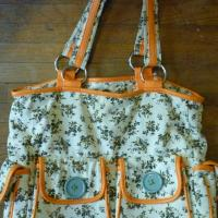 Unique Floral Bag Photo