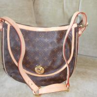 Louis Vuitton- saddle bag Photo