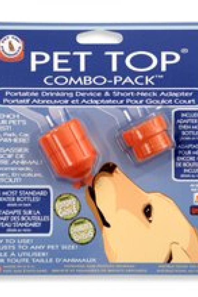 Pet Top Portable Drinking Device Large Photo