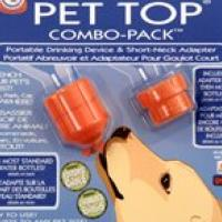 Pet Top Portable Drinking Device Photo