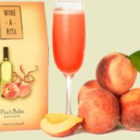 Wine-A-Rita Peach Bellini Drink Mix  Photo