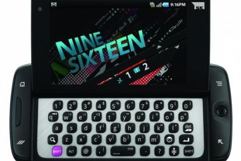 Sidekick 4G Black - Unlocked