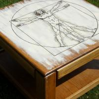 Vitruvian Man Photo