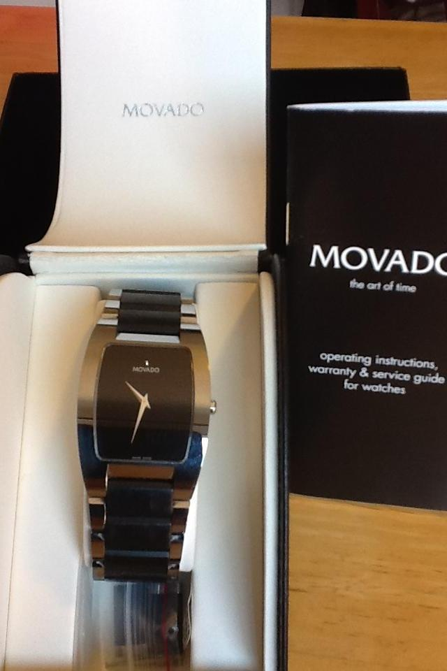 Movado Fierro men's  Photo