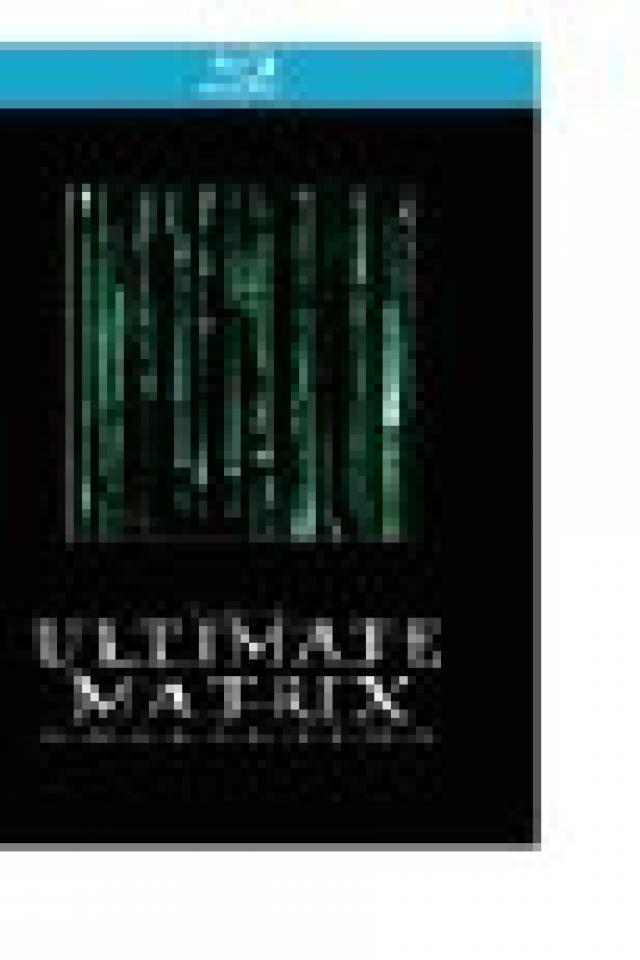 The Ultimate Matrix collection, blu-ray,  Free shipping! Photo