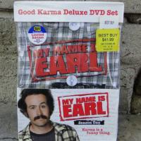 """My Name is Earl"" Season 1 Special Collector's Edition Photo"