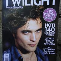 """The Sexy Stars of Twilight"" magazine Photo"