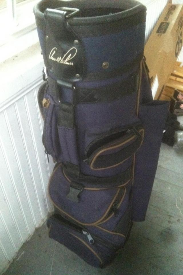 Awesome Arnold palmer golf bag Photo