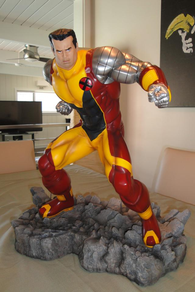 SideShow Collectibles - Exclusive Colossus Comiquette Large Photo