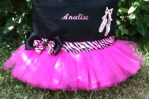 Dance Tutu Bag Photo