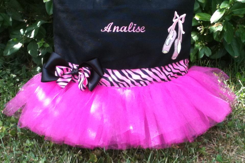 Dance Tutu Bag Large Photo