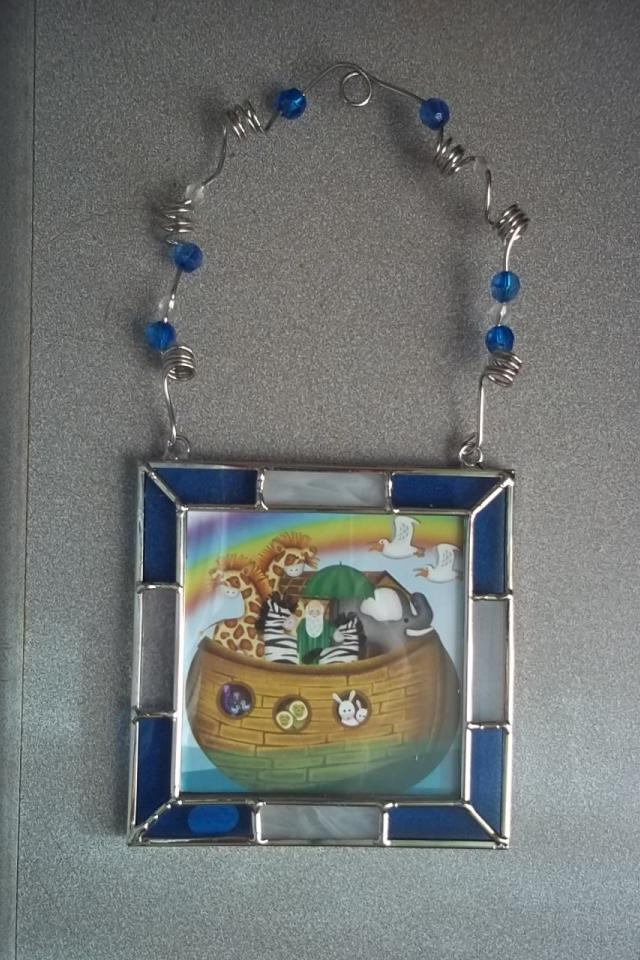Noa's Ark suncatcher Large Photo