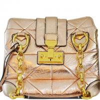 Marc Jacobs - Metallic Handbag - Rosegold Photo