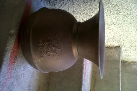 Antique Spitoon Photo