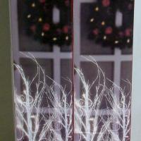 *NEW* 3 PC Silver Twig Light Trees - Christmas-Weddings-Parties *NEW* Photo