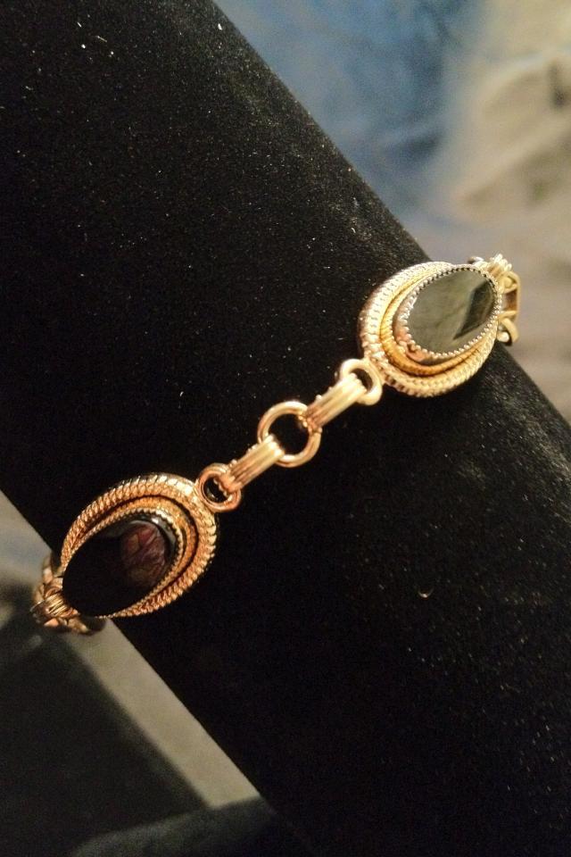 12K GF TLAS Bracelet / Free Shipping  Photo
