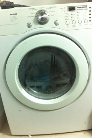 LG Dryer machine Photo