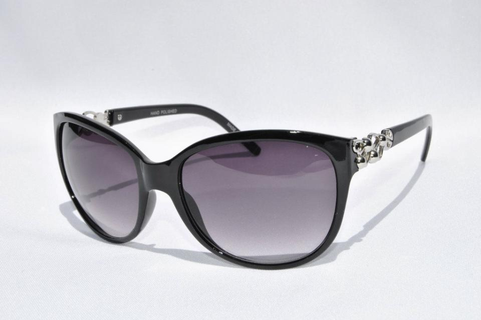 Cute Cat Eye Sunglasses 100% UV protection NEW with tags Large Photo