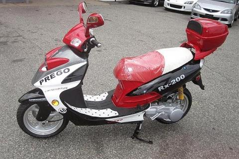 * Roketa 150ccMotorScooter Photo