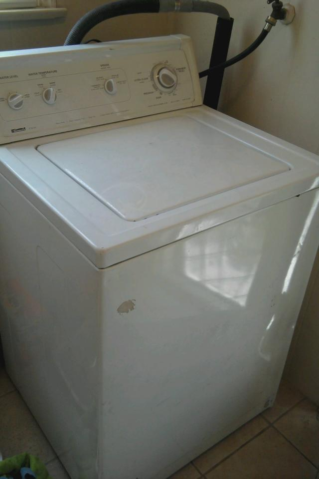 Kenmore 70 series Heavy Duty Washer Photo