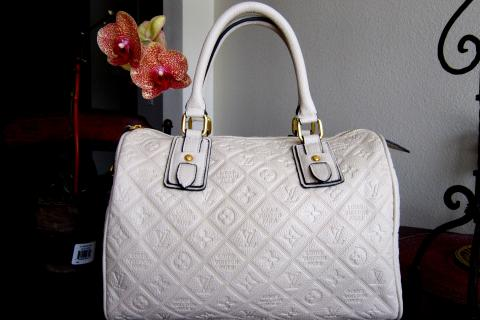 Louis Vuitton Speedy 35 handbag Photo