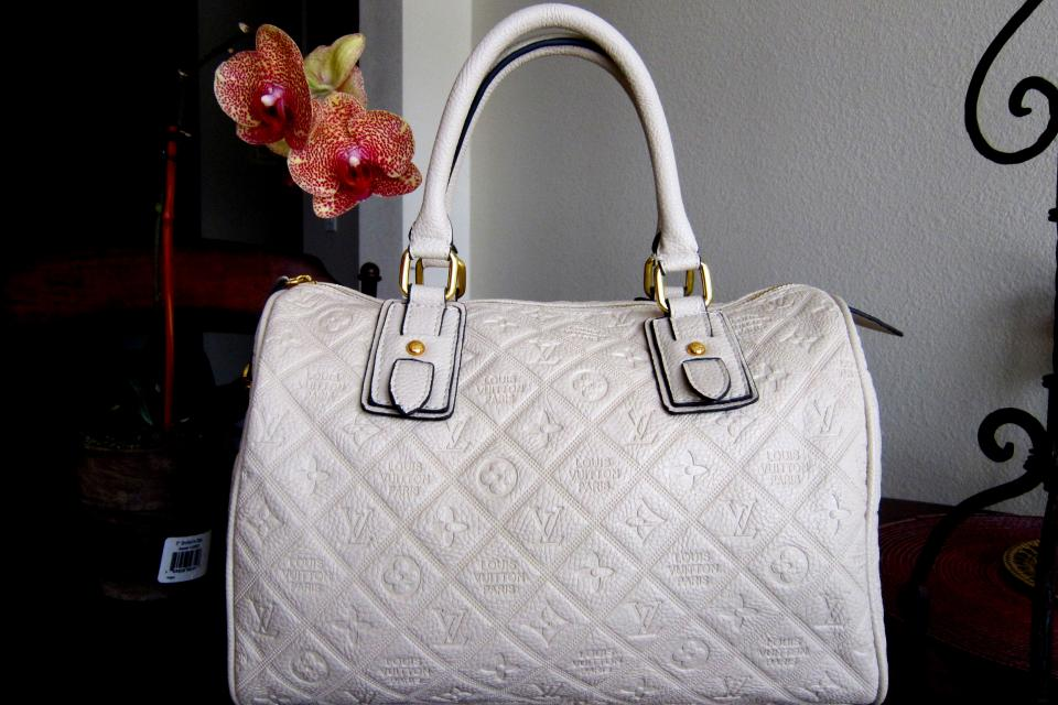Louis Vuitton Speedy 35 handbag Large Photo