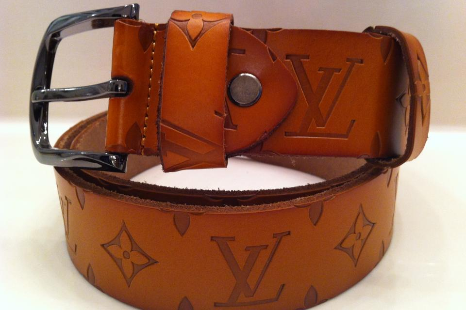 Louis Vuitton leather belt Large Photo