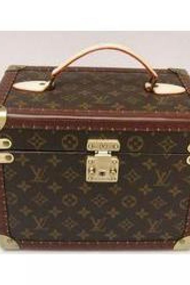 Louis Vuitton Monogram canvas Beauty Case M21828  Photo