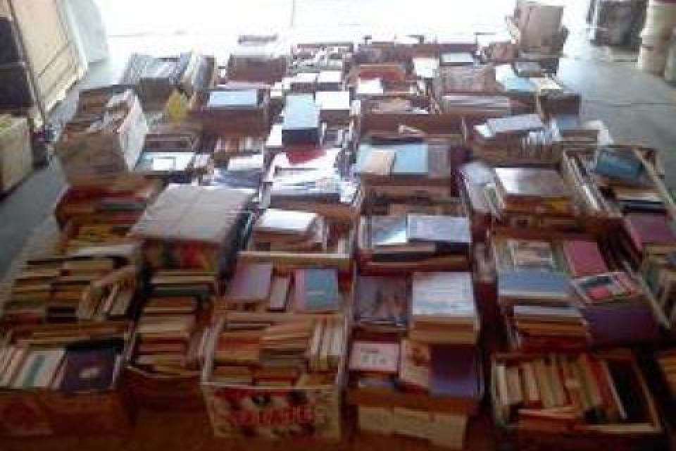 Garage Sale - Books, Magazines, and more! Large Photo