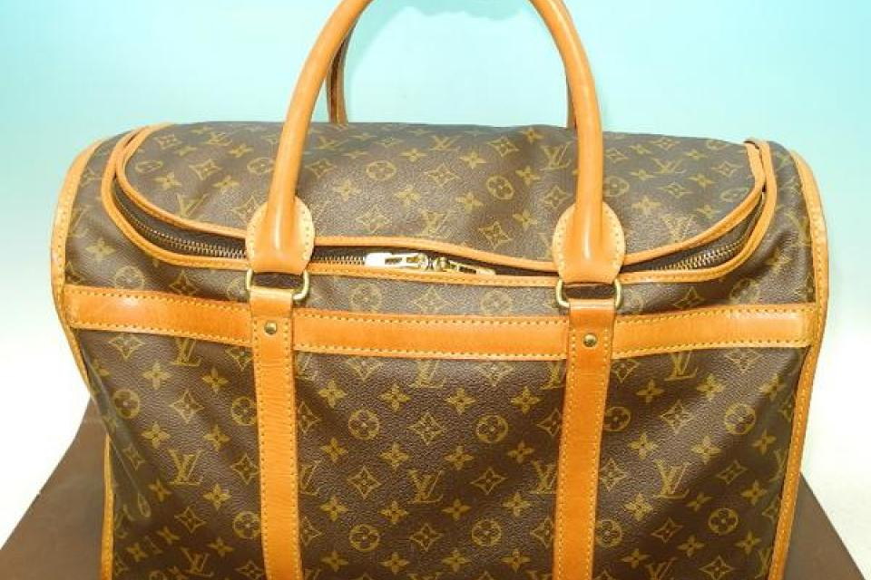 Vintage Louis Vuitton Sac Chien 50 Large Photo
