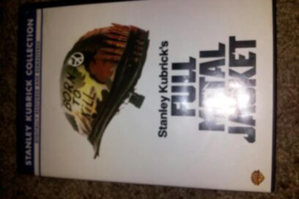 Full Metal Jacket DVD Large Photo
