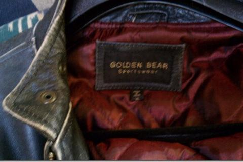 Golden Bear (Soma style) Photo