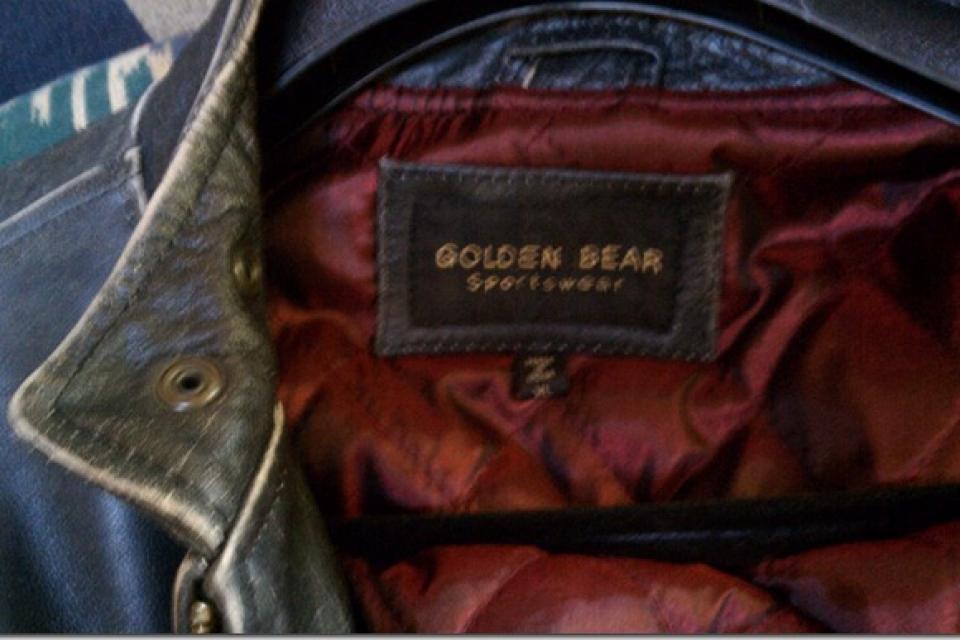 Golden Bear (Soma style) Large Photo