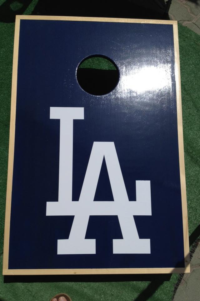 Cornhole Tailgate Game Large Photo