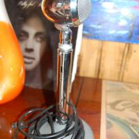 Vintage radio microphone Photo