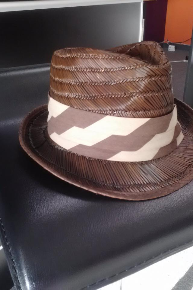 new mens wicker quicksilver hat Photo