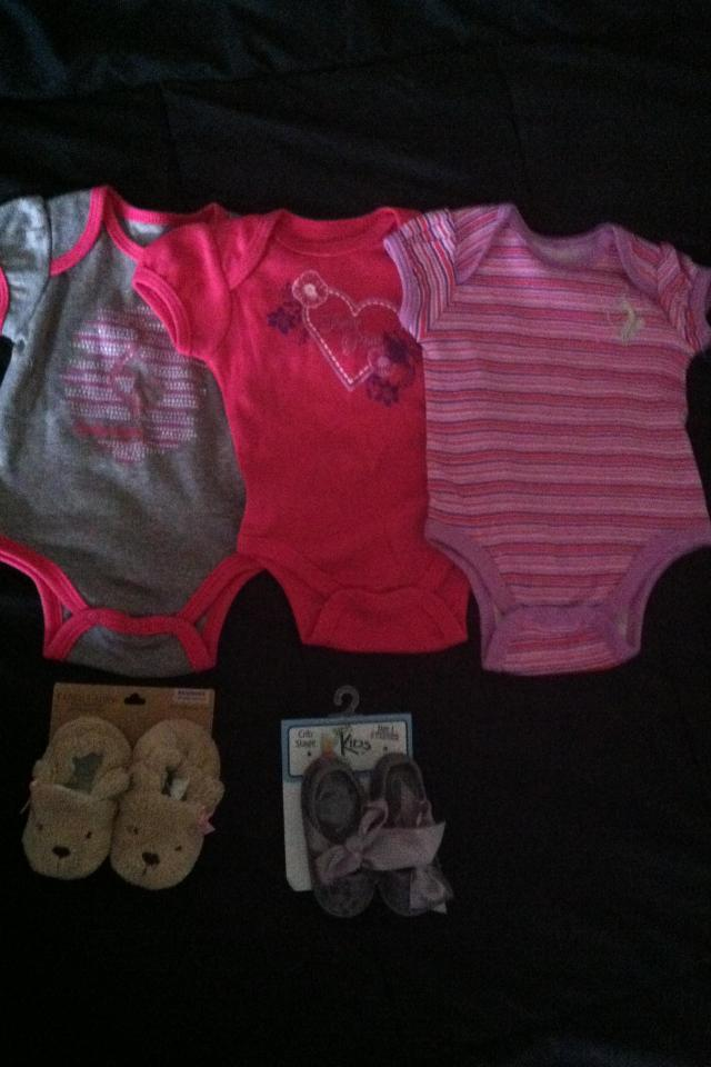 Baby girl clothes Photo