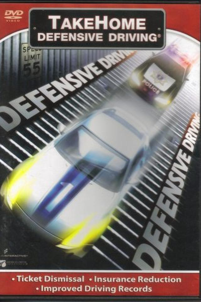 Takehome Defensive Driving / Driver's Ed DVD Photo