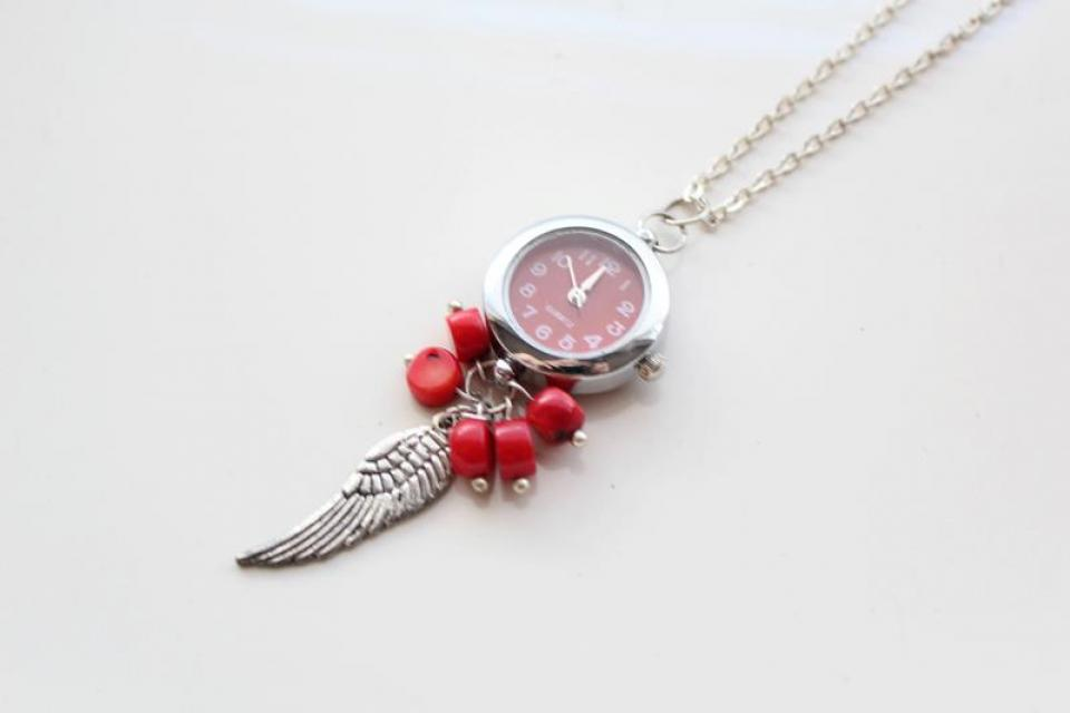 Unique Necklace/Watch