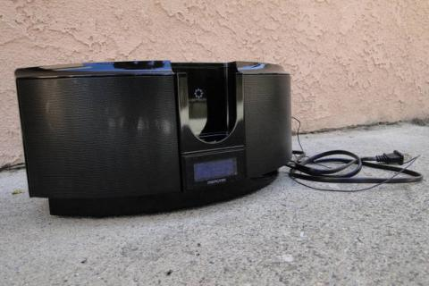 Memorex Home Audio System w/ IPOD Dock & CD Player Photo