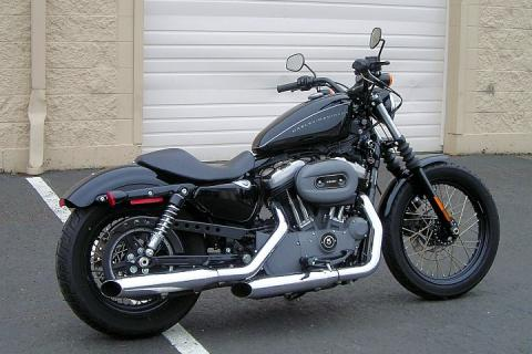 2008 HD NIGHTSTER 4400 miles Photo