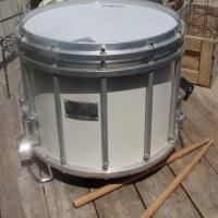 PEARL MARCHING DRUM WITH CARRIER Photo