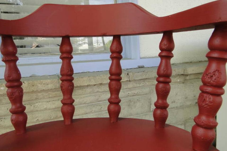 Swivel High Chair/Bar Stool Large Photo