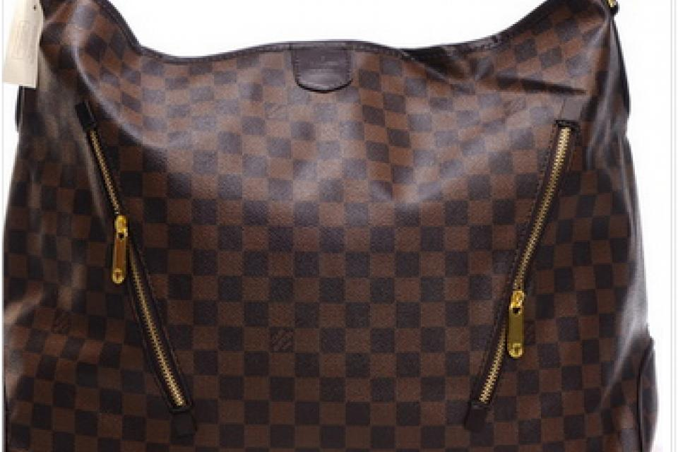 BAG LOUIS VUITTON DAMIER CANVAS ARTSY HANDB