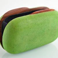 Green Clutch by Serpui Marie  Photo