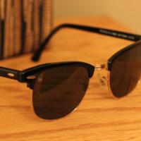Clubmaster Sunglasses Photo