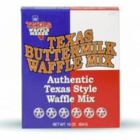 Texas Buttermilk Waffle Mix  Photo